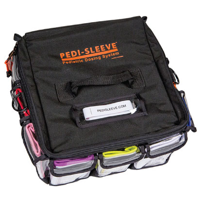 Pedi-Sleeve Response Bag
